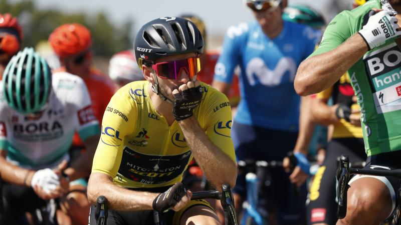 Adam Yates switches focus to first Tour stage win