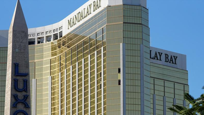 Mandalay Bay owner SUES victims of deadly Las Vegas shooting