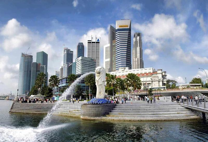 Singapore CBD investing dividends