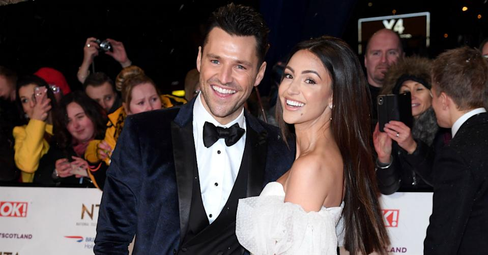 Mark Wright and Michelle Keegan got married in 2015 (Getty)