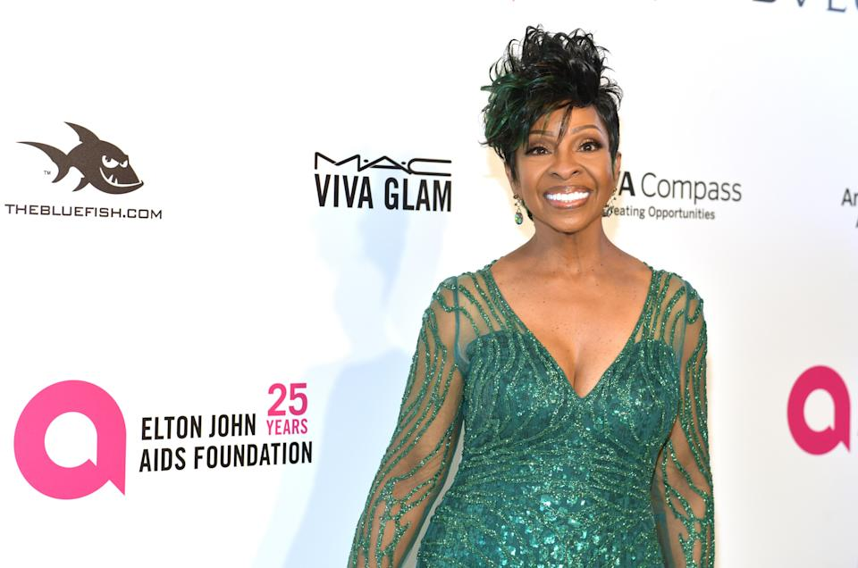 Gladys Knight is addressing the backlash over her singing the national anthem at the Super Bowl. (Photo: Rodin Eckenroth/Getty Images)