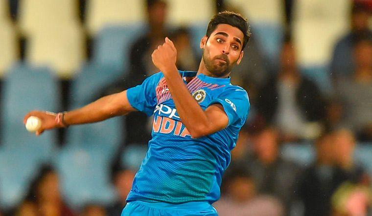 Bhuvneshwar Kumar could be back to lead the attack