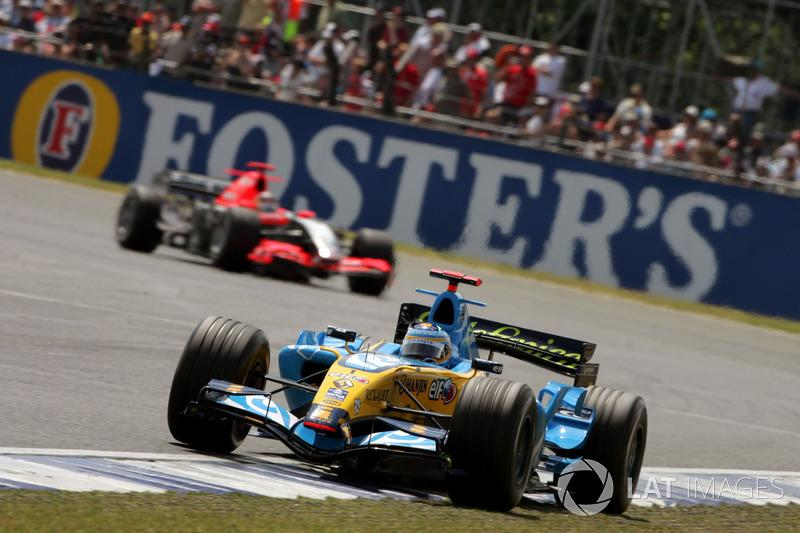 "2006 Fernando Alonso, Renault <span class=""copyright"">Sutton Images</span>"