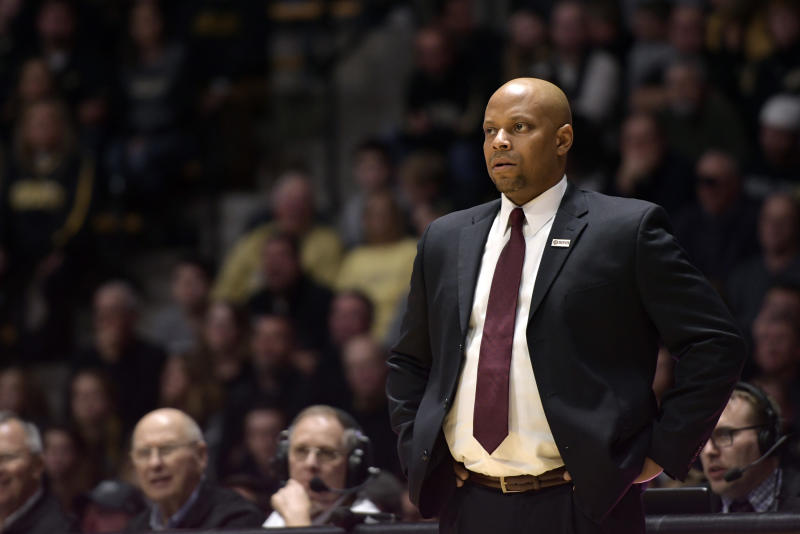 Jason Gardner resigned from his post as IUPUI's head coach on Tuesday following an OWI arrest over the weekend.