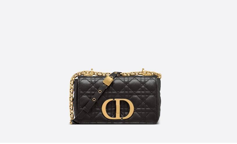 <p>The <span>Dior Caro bag</span> ($3,800) is quickly becoming an influencer favorite and is a true testament to craftsmanship requiring an astounding 18,000 stitches per bag. </p>