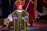 """<p>Kelly dressed up as Bette Midler's character, Winifred Sanderson, from <em>Hocus Pocus </em>and gave a rousing rendition of """"I Put a Spell on You"""" for a 2019 episode of her daytime talkshow. Our favorite celebrity <em>and</em> our favorite Halloween movie? Yes, please! </p><p>Check out these <a href=""""https://www.countryliving.com/shopping/news/g4786/hocus-pocus-costume-collection/"""" rel=""""nofollow noopener"""" target=""""_blank"""" data-ylk=""""slk:18 Hocus Pocus costume ideas"""" class=""""link rapid-noclick-resp"""">18 Hocus Pocus costume ideas</a> to try this Halloween.</p>"""
