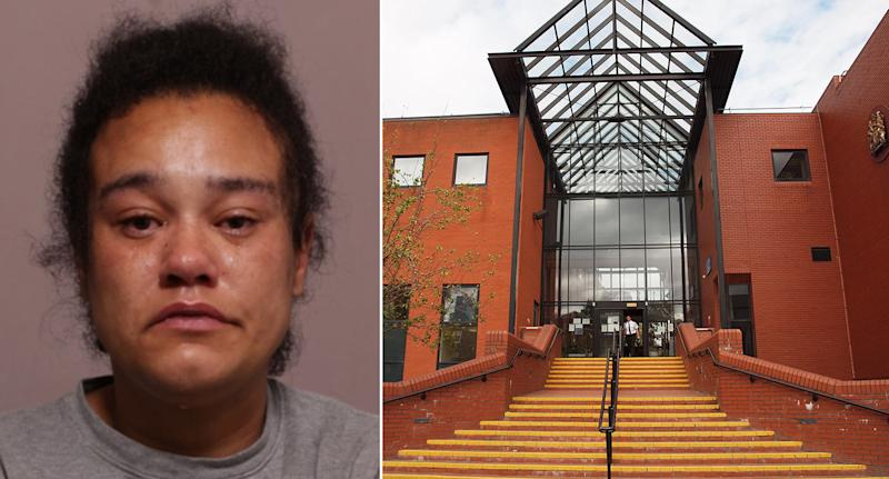 Claire Wilson, 39, was sentenced to nine years in prison (Picture: Police/PA)
