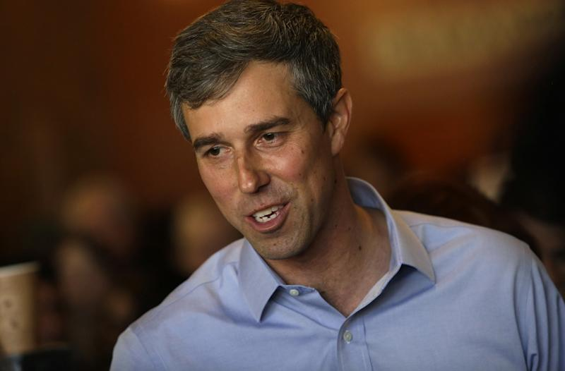 O'Rourke Declines to Sign Activists' No Fossil Fuel Money Pledge