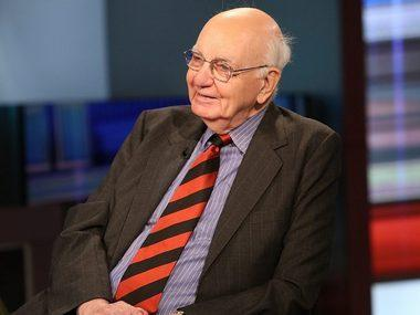 Paul Volcker was a great economist but his greatest lesson wasn't on economics, it was on being a public servant