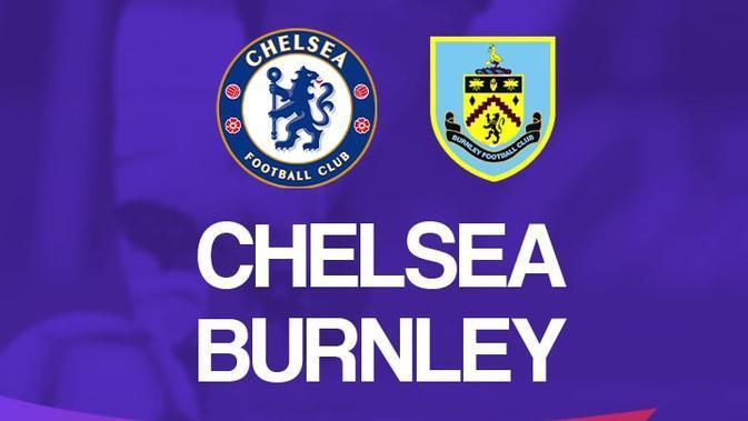 Premier League - Chelsea Vs Burnley (Bola.com/Adreanus Titus)