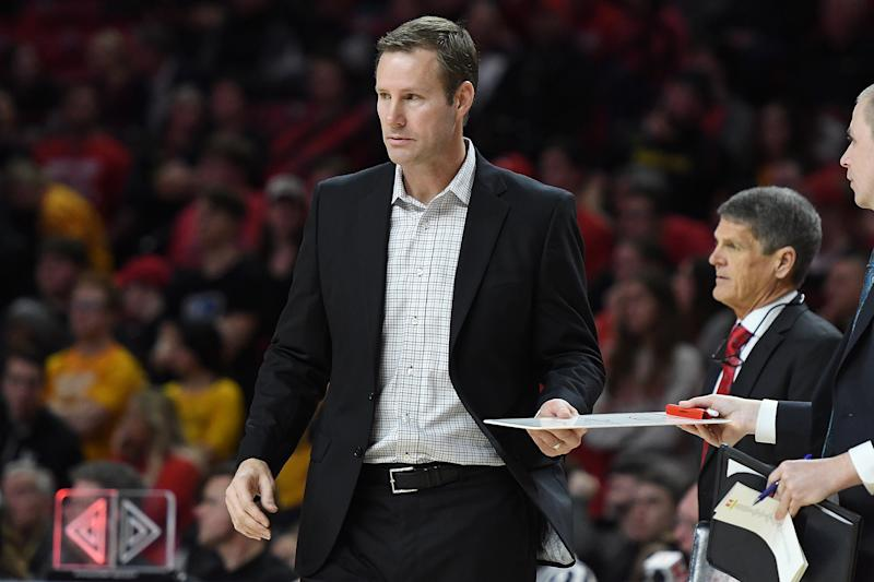 With only seven scholarship players available, Fred Hoiberg picked up QB Noah Vedral and OT Brant Banks on Tuesday.
