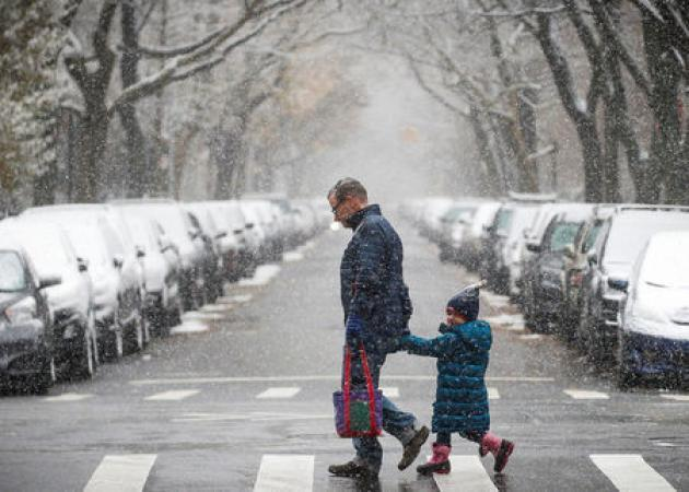 New Year's Day cold snap to hit U.S. winter wheat, rivers