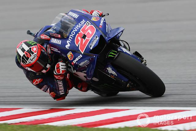 "Maverick Viñales (Movistar Yamaha) <span class=""copyright"">Gold and Goose / Motorsport Images</span>"