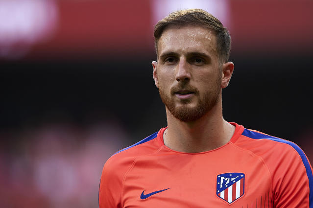 Oblak could be set to leave Atletico Madrid.