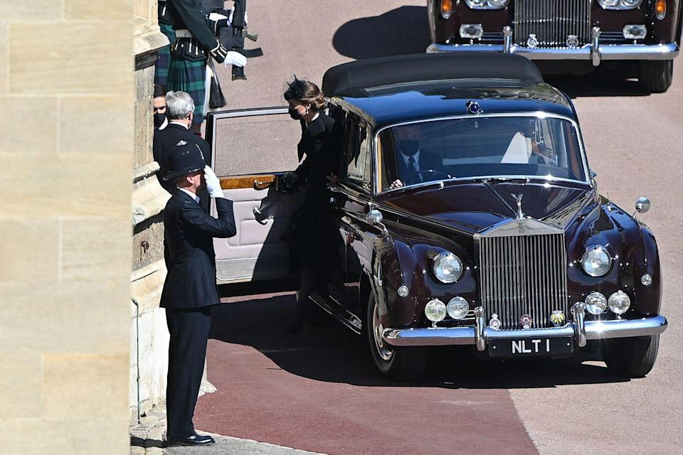 <p>Duchess Kate steps out at Windsor Castle. </p>
