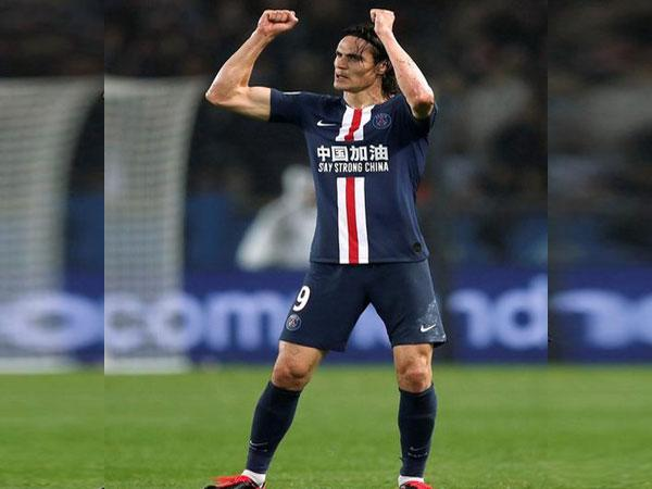 Edinson Cavani (File photo)
