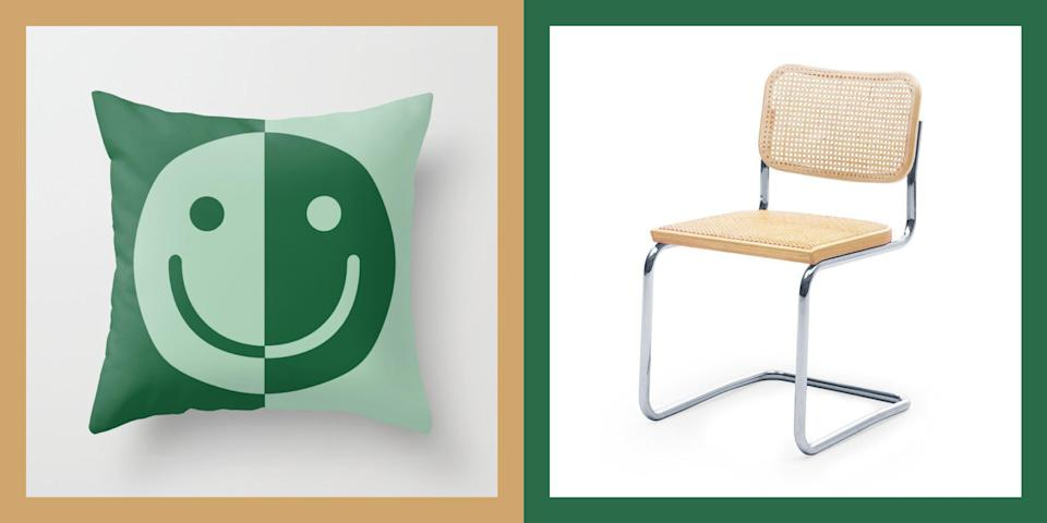 """<p>Are you looking to embark on a full-scale home refresh? Or maybe you've just gotten bored of staring at your same old decor? Either way, there's no better time than right now to buy that adorable throw pillow or that statement chair you've been eyeing, thanks to this year's crop of fabulous Labor Day deals on offer. Whether you're after one of the best air purifiers on the market or a new leather sofa—or smaller pieces like a cast-iron Dutch oven or some colorful ceramic vases—read on for 15 of our favorite home decor sales this Labor Day weekend. One of these may be just the push you've been waiting for to hit that """"buy now"""" button.</p>"""