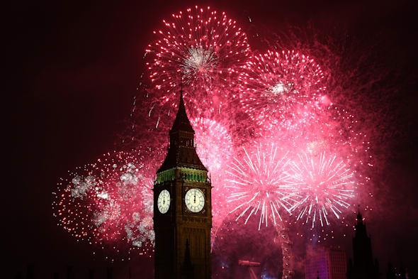 London new years eve fireworks to become ticket-only event