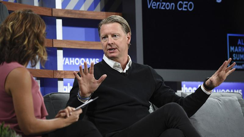 Verizon CEO warns against separate 5G standards, saying the world would suffer