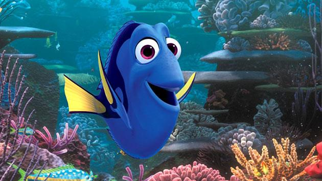 Dory in 'Finding Dory'