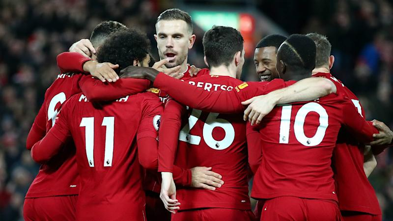 'Liverpool aren't a machine, they just want to win' – Success down to hard work, says Adrian