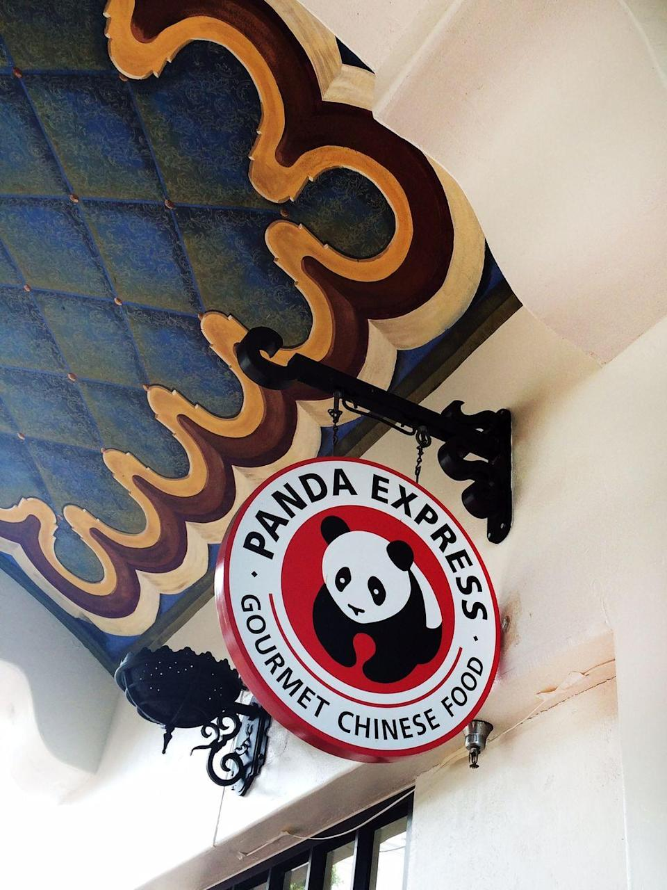 "<p>If Chinese food is your Christmas Day tradition, head to Panda Express to get your fix. The chain has always been open on Christmas Day in the past, but their <a href=""https://pandaexpresshours.com/"" rel=""nofollow noopener"" target=""_blank"" data-ylk=""slk:website"" class=""link rapid-noclick-resp"">website</a> recommends checking your local store's hours first since some locations are closed.</p>"
