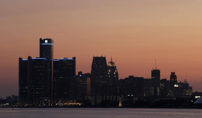 Long-suffering Detroit finally turns to bankruptcy