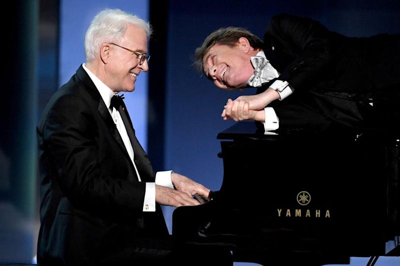 Steve Martin and Martin Short | Kevin Winter/Getty Images