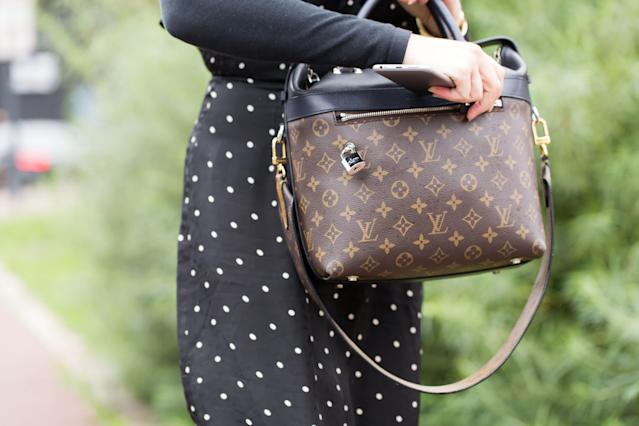 <p><strong>Top handbag brands</strong><br>No. 4: Louis Vuitton<br>6 per cent of teens<br>(Canadian Press) </p>