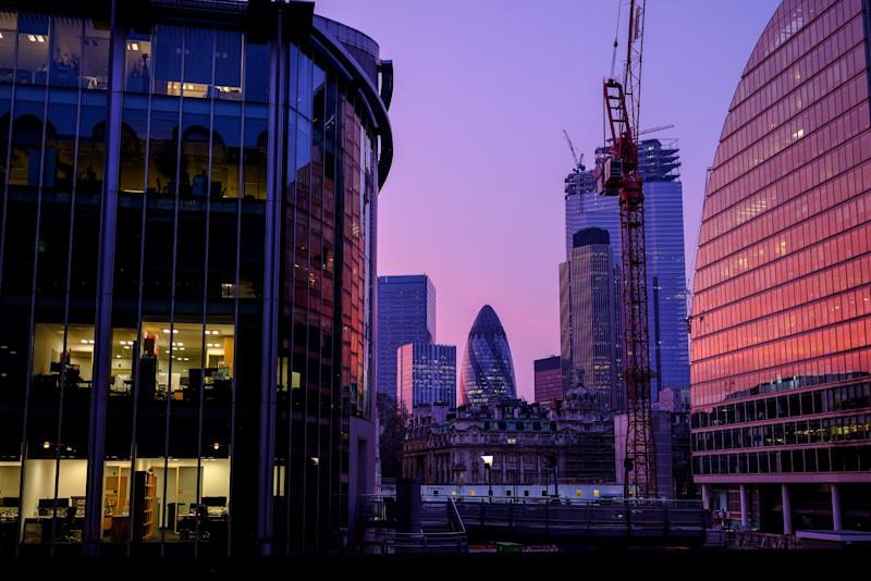London Office Builders Aren't Scared of Brexit Anymore