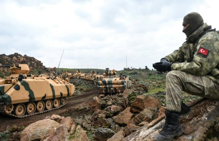 Turkey has launched previous incursions into Syria against the YPG and the Islamic State group
