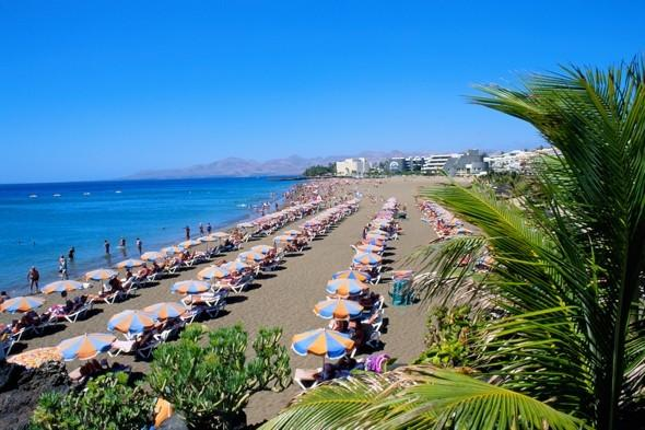 British holidaymaker dies after being 'hit with a rock' in Lanzarote hotel fight