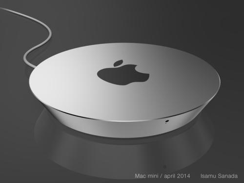 Mac Mini concept drawing