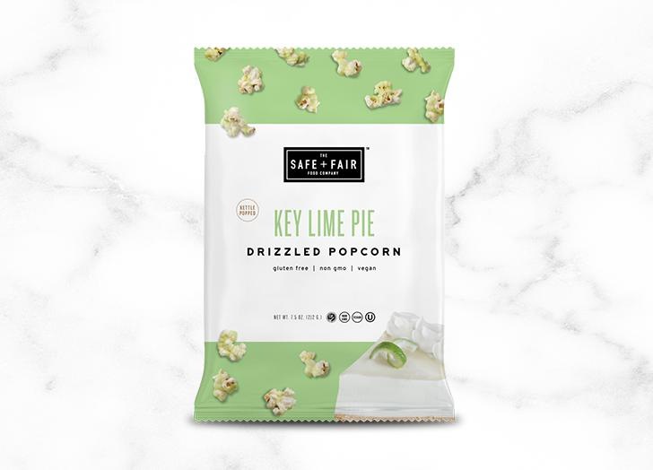Safe + Fair Drizzled Popcorn Is Just as Good as Actual Dessert ...