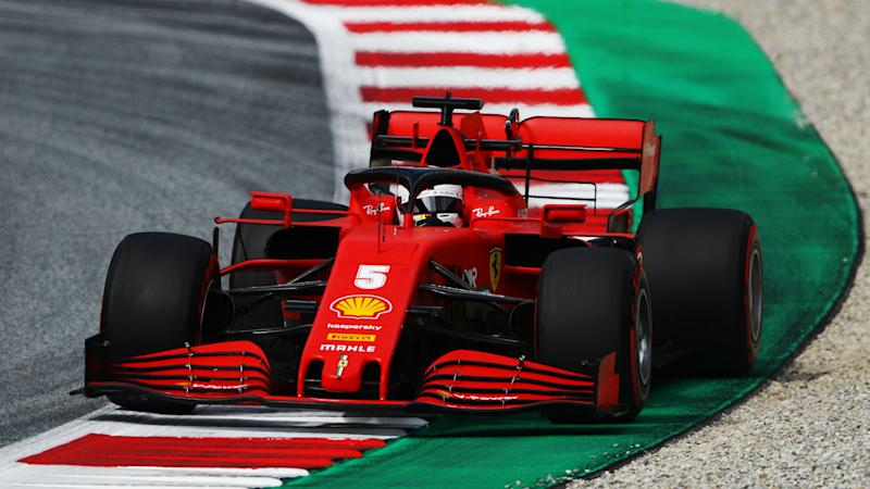 Vettel's relationship with Ferrari not as bad as is being made out - Raikkonen