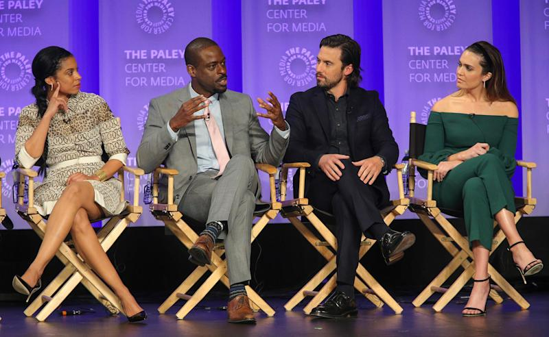 This Is Us' stars debunk Jack death theories at packed PaleyFest panel