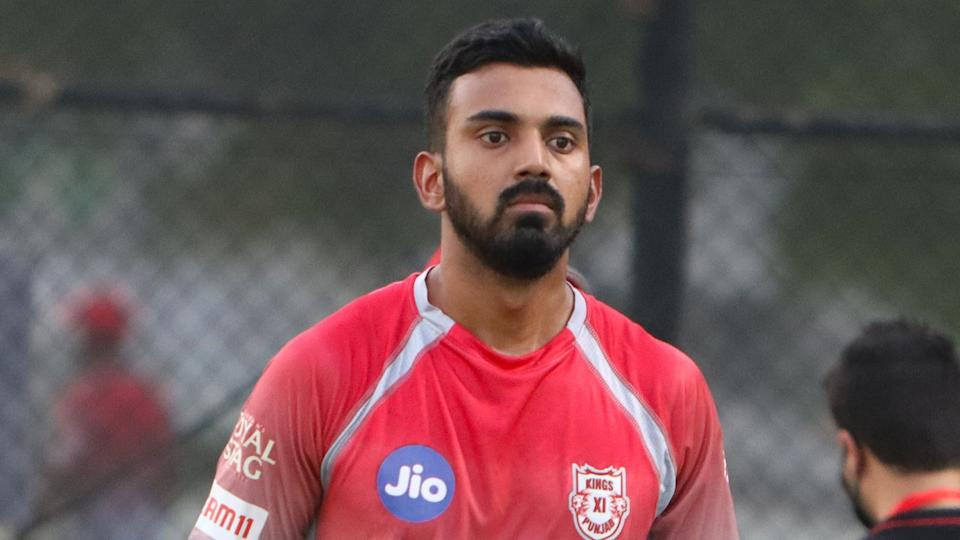 KL Rahul has been named Kings XI Punjab's skipper.