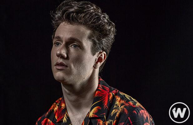 'You' Star James Scully StudioWrap Portraits (Exclusive Photos)