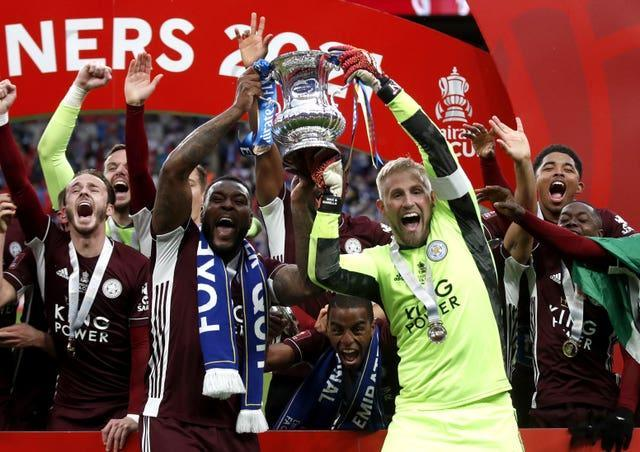 Leicester beat Chelsea on Saturday to win their first-ever FA Cup.