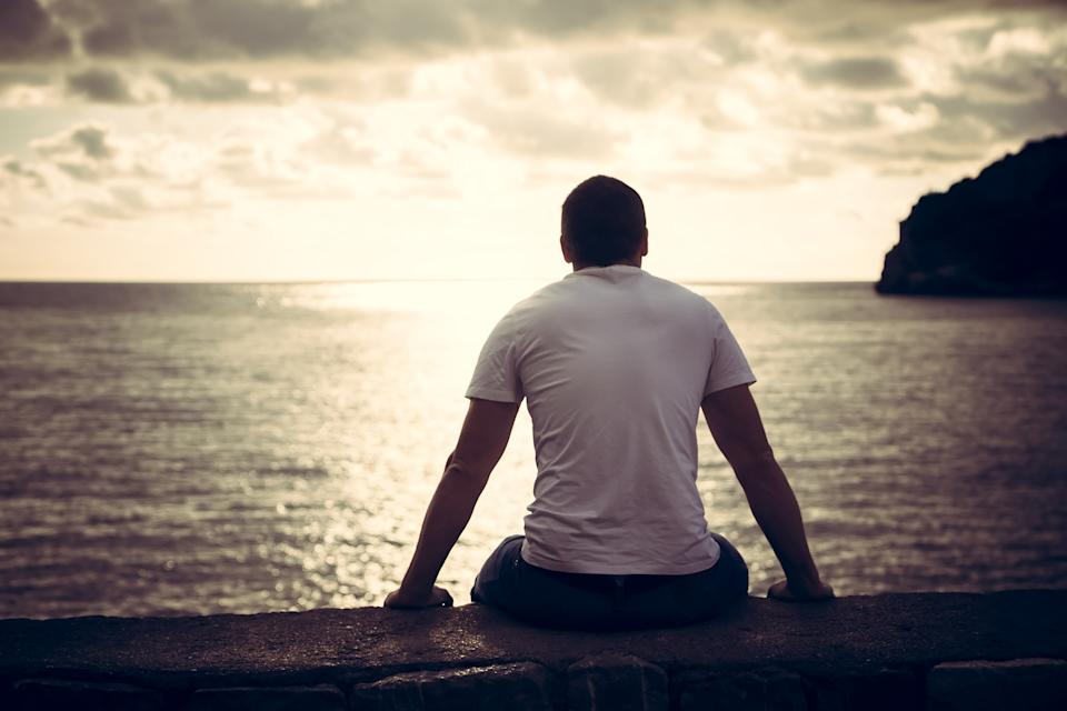 What can men do if they are feeling lonely? [Photo: Getty]