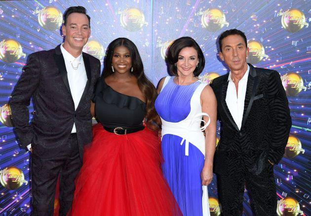 Bruno Tonioli (left) will not appear on the Strictly Come Dancing panel this year (Photo: Karwai Tang via Getty Images)