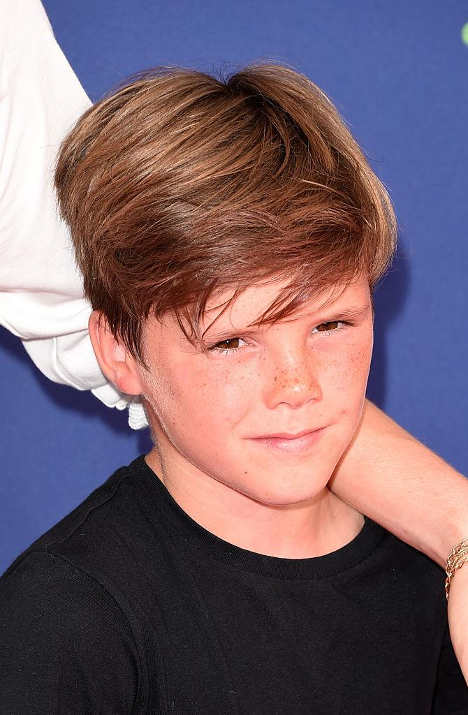 Cruz Beckham is following his mum Victoria into the music business [Photo: Getty]