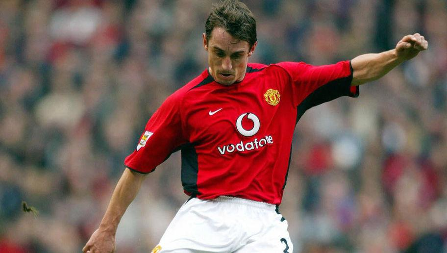 <p><strong>Number of Premier League assists: 35</strong></p> <br /><p>Not necessarily known for his offensive qualities, Neville's sheer endurance as part of Mancherster United's back line has put the former England international into sixth place. Having been a regular starter for the Red Devils for nearly two decades, the 42-year-old reached 35 assists by the time he hung up his boots in 2011.</p>