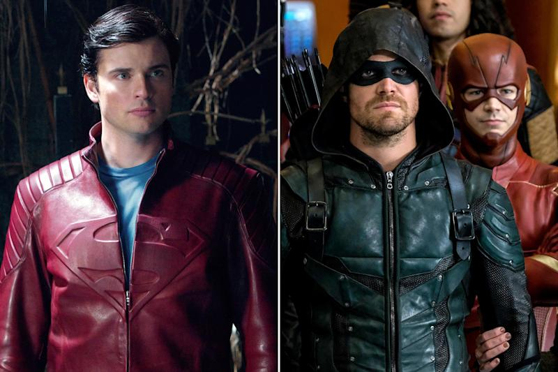 Tom Welling to repriseSmallville role for Arrowverse's 'Crisis on Infinite Earths' crossover