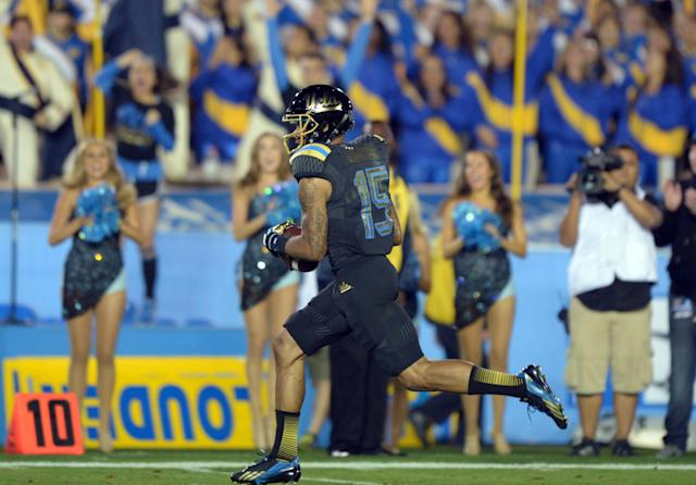 UCLA WR Devin Lucien released from hospital following head injury