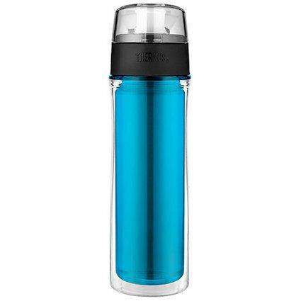 "<a href=""http://www.shopthermos.com/detail/TMS+TP4000TLTRI6"" target=""_blank"">Tritan Double Wall Hydration Bottle, $14.99, available at Thermos </a>"