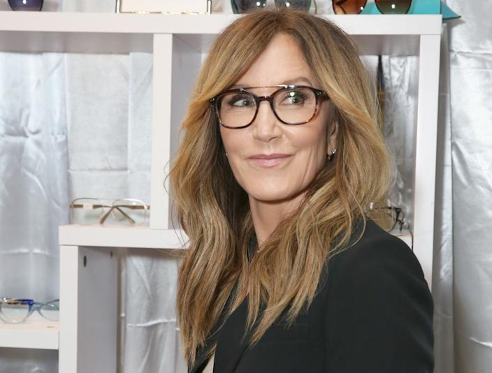 Actress Felicity Huffman. (Photo: Rebecca Sapp/Getty Images for Backstage Creations)