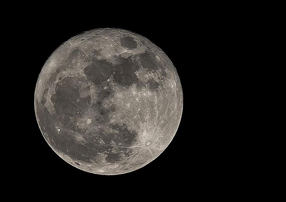 The moon could now be considered a planet: Getty