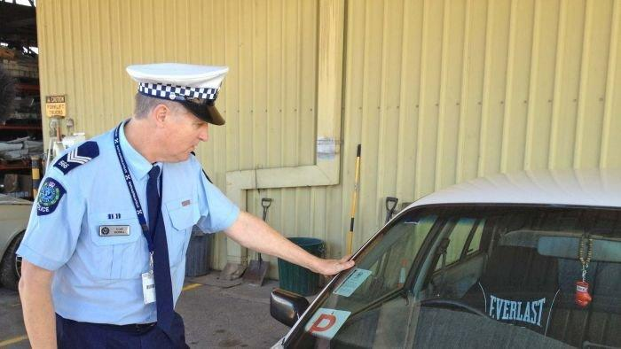 Police swoop finds unroadworthy cars