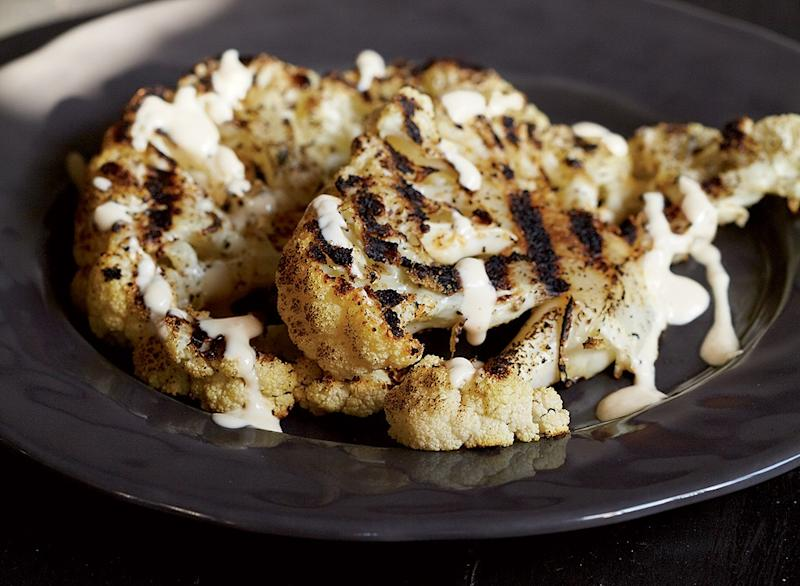 how to lose belly fat - cauliflower